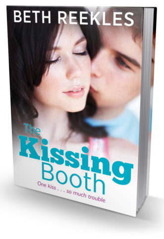 The Kissing Booth - Beth Reekles. Photo: Bookish Lifestyle