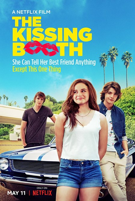 The Kissing Booth (2018). Photo: Netflix