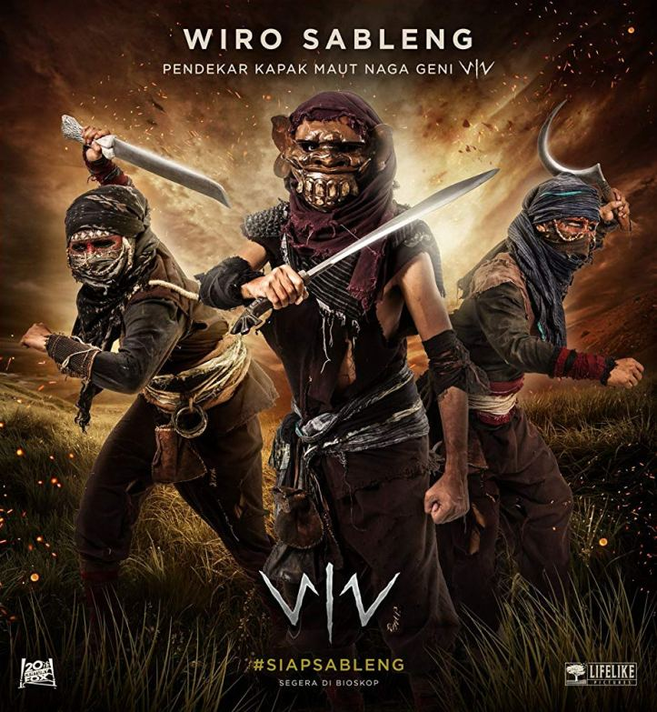 Wiro Sableng: Pendekar Kapak Maut Naga Geni 212. Photo: LifeLike Pictures/20th Century Fox