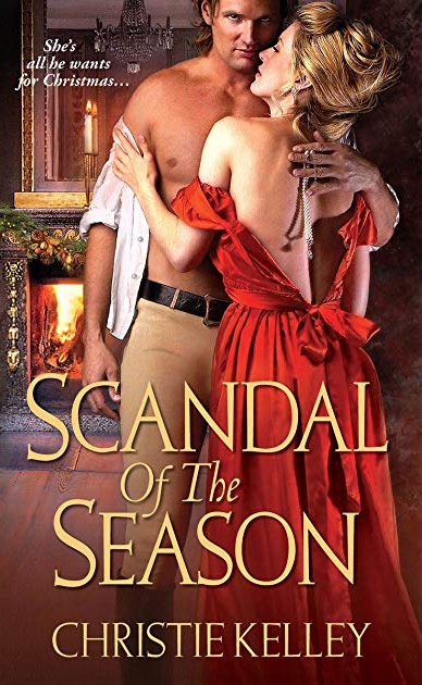 Scandal of The Season. Photo credit: Goodreads