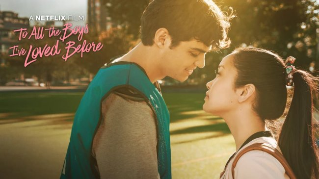 To All The Boys I've Loved Before. Photo: Netflix