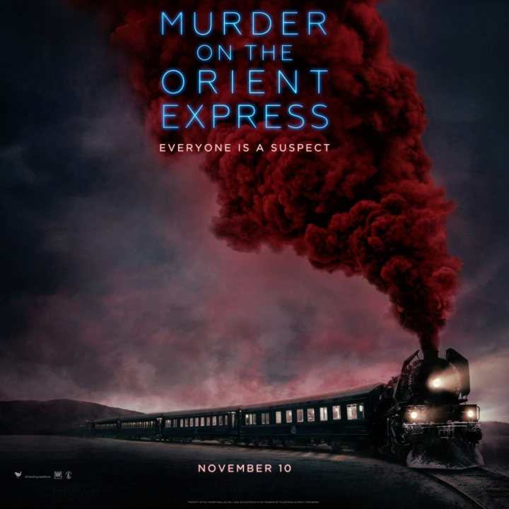 [Review buku & film] Murder on The Orient Express, Kenneth Branagh Bukan Hercule Poirot
