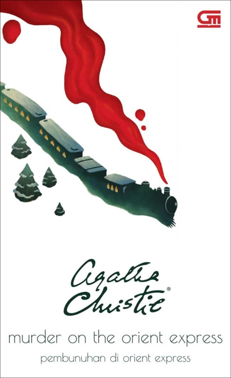 Murder on the Orient Express. Photo: Gramedia Pustaka Utama