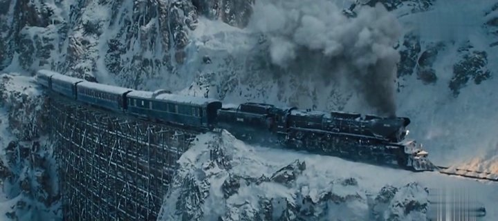 Murder on the Orient Express (2017). Photo: 20th Century Fox