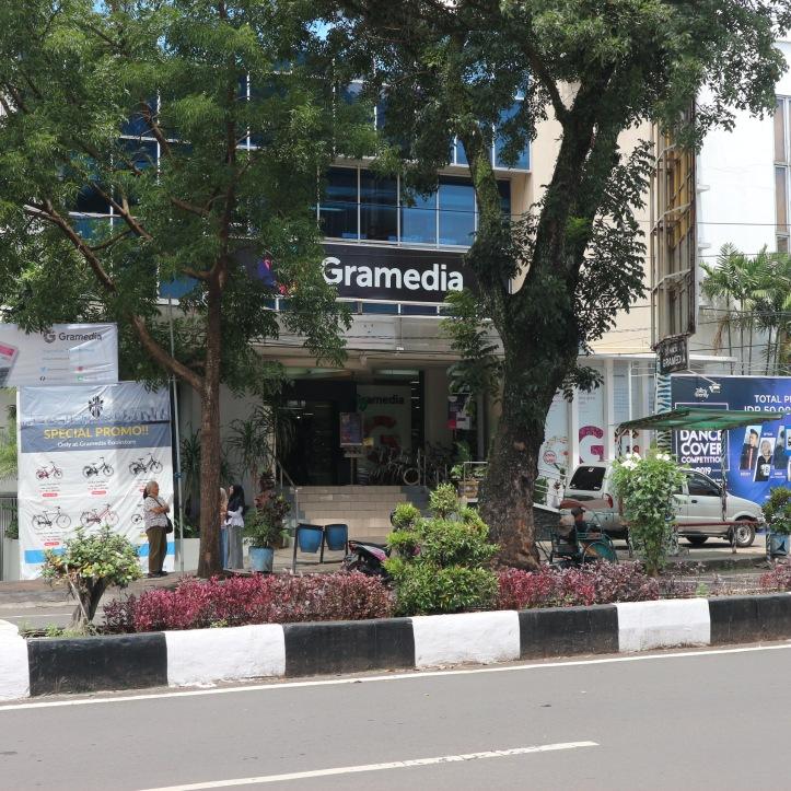 Gramedia Basuki Rahmat. Photo: Tantri Setyorini