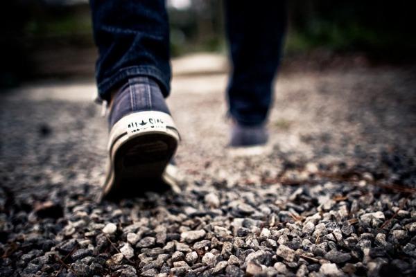 Ilustrasi Long Walk. Photo: Pixabay