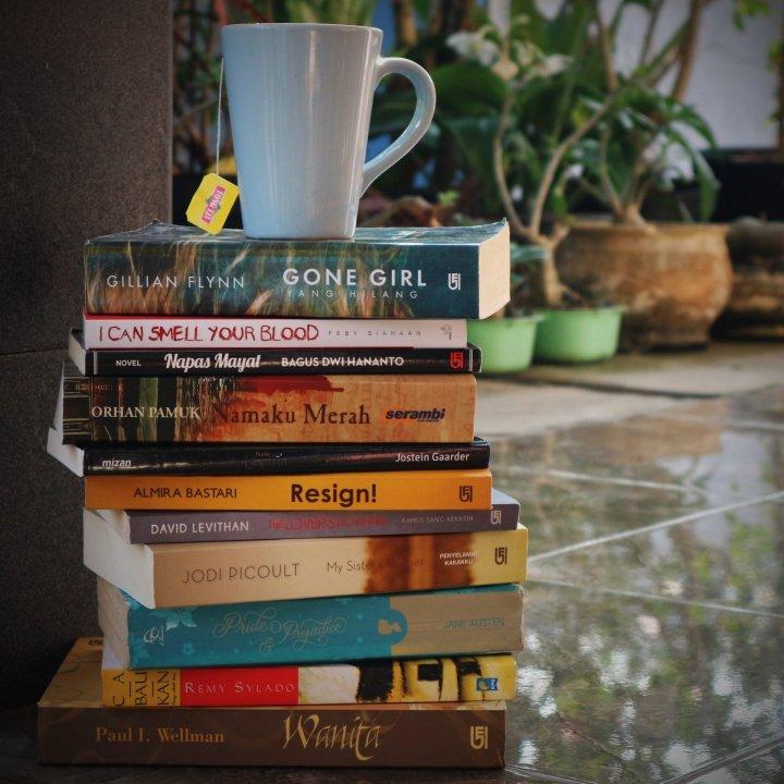 [Just My Two Cents] Buku-Buku Paling Berkesan dalam Riwayat BacaanSaya