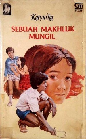 Sebuah Makhluk Mungil (Katyusha). Photo: Goodreads