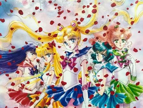 Sailor Moon (Naoko Takeuchi)