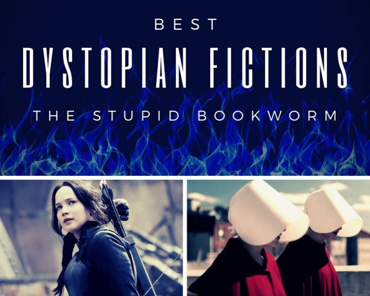 [Listopia] Best Dystopian Fictions Versi The Stupid Bookworm