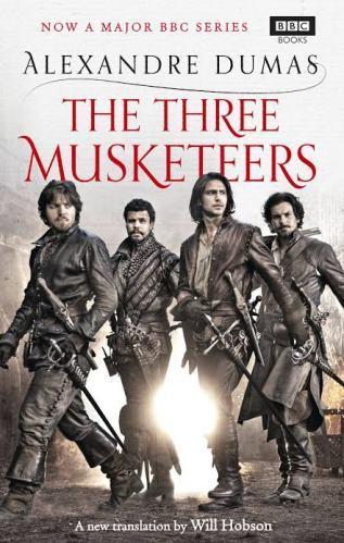 Three Musketeers. Photo: BBC