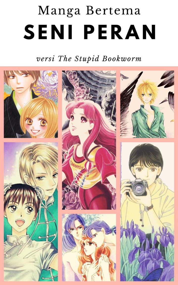 [Listopia] 9 Manga Seru Bertema SeniPeran