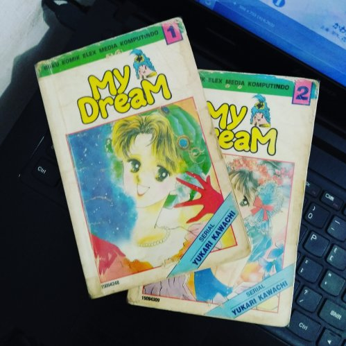 My Dream (Yukari Kawachi). Photo: Tantri Setyorini