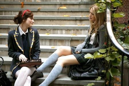 Blair dan Serena (Gossip Girl). Photo: CW