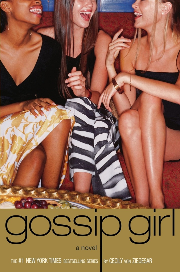 Gossip Girl (Cecily von Ziegesar). Photo: Amazon.com