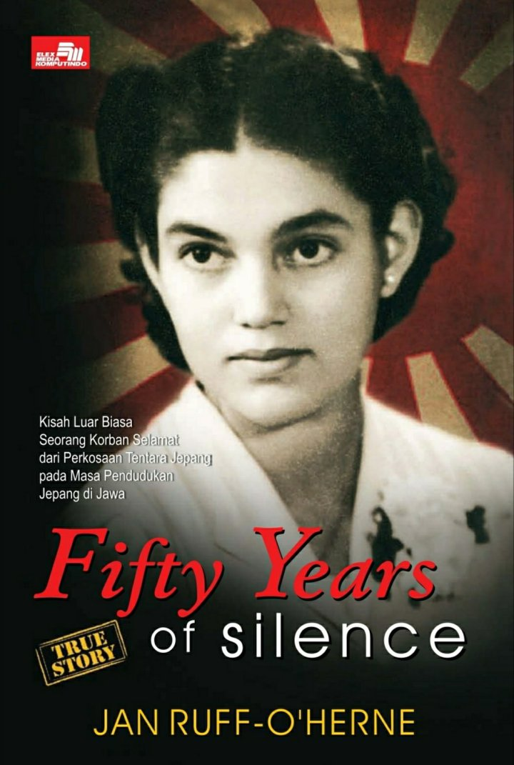 [Review] 50 Years of Silence: Kisah Nyata Wanita Belanda yang Menjadi JugunIanfu