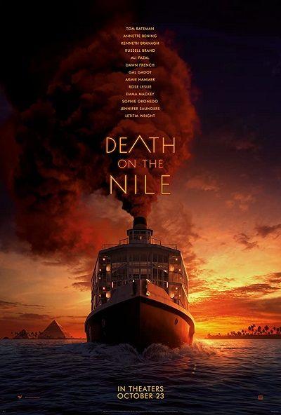 Death on The Nile. Photo: IMDB