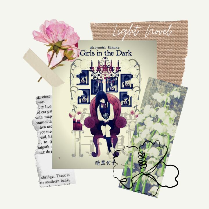 [Review Buku & Film] Girls In TheDark