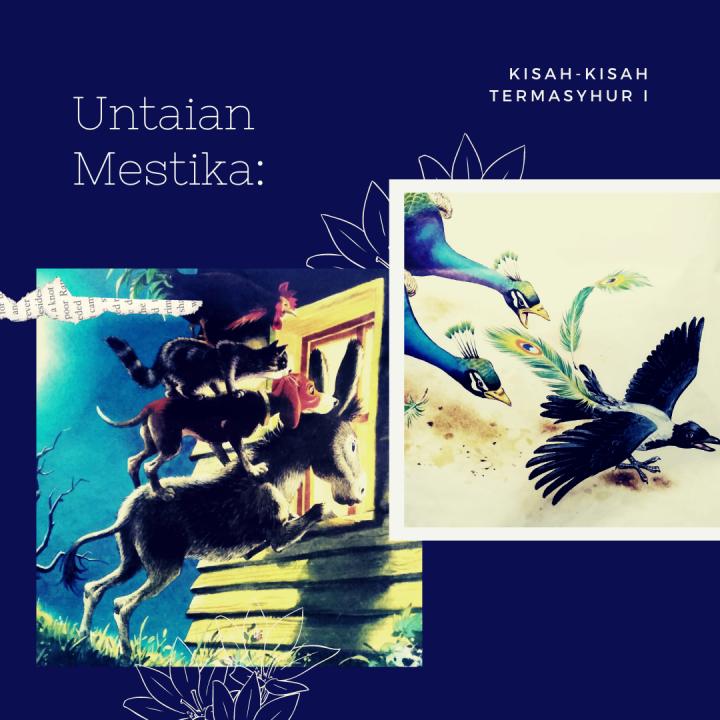[Review] Untaian Mestika Kisah-Kisah Termashyur I: Fabel-Fabel Sarat PesanMoral