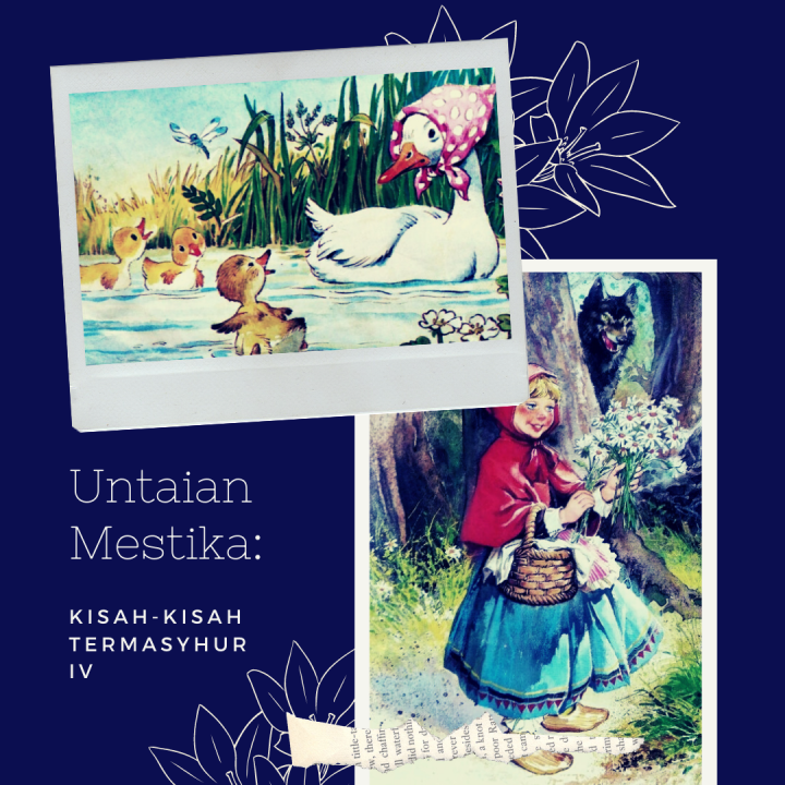 Untaian Mestika_Kisah-Kisah Termasyhur. Photo credit: Tira Pustaka