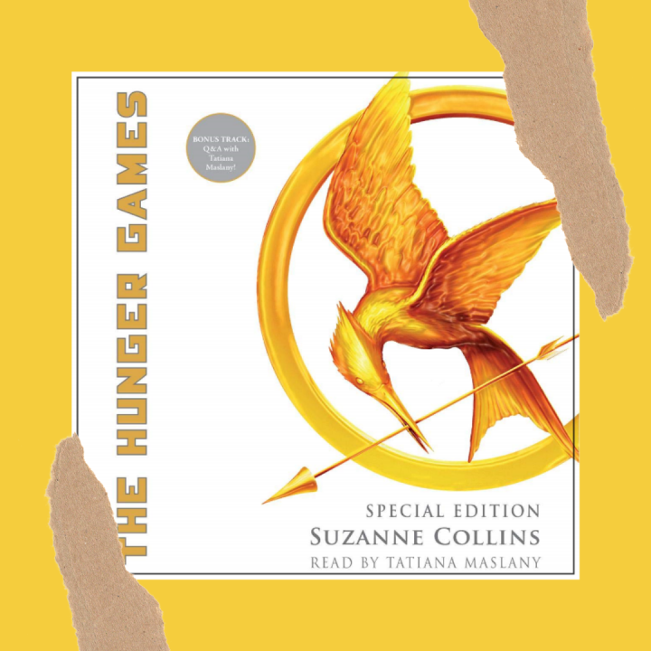 [Review Buku] Audiobook First Timer: The HungerGames